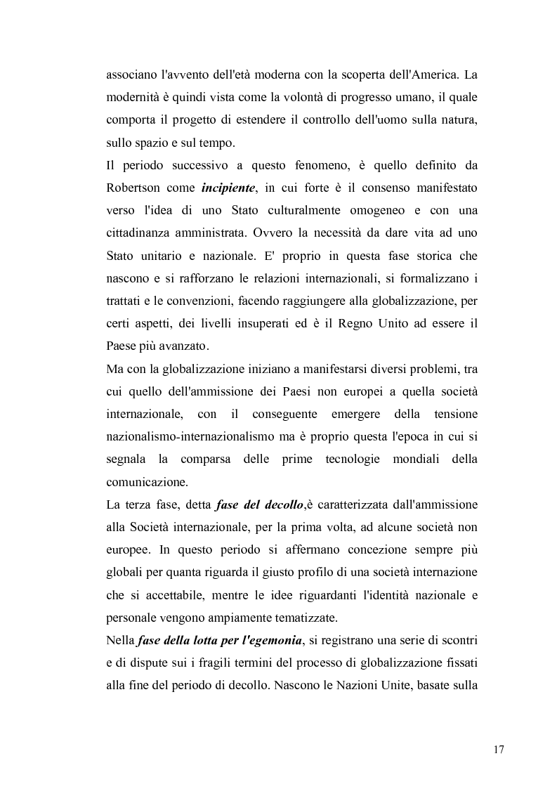 Anteprima della tesi: Dinamiche e frontiere del giornalismo on line. Il caso del Giornale dell'Umbria., Pagina 12