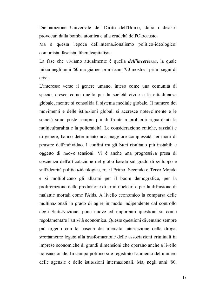 Anteprima della tesi: Dinamiche e frontiere del giornalismo on line. Il caso del Giornale dell'Umbria., Pagina 13