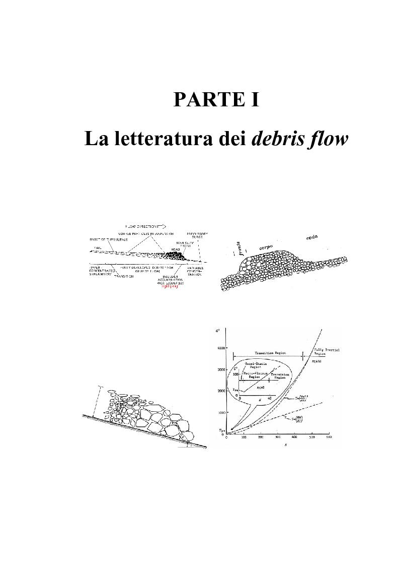 Anteprima della tesi: Indagine sperimentale sul ruolo della scabrezza nel moto di correnti granulari, Pagina 4