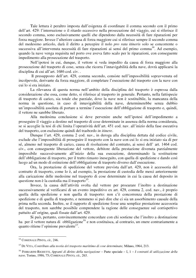 Anteprima della tesi: Le problematiche giuridiche del transhipment, Pagina 6