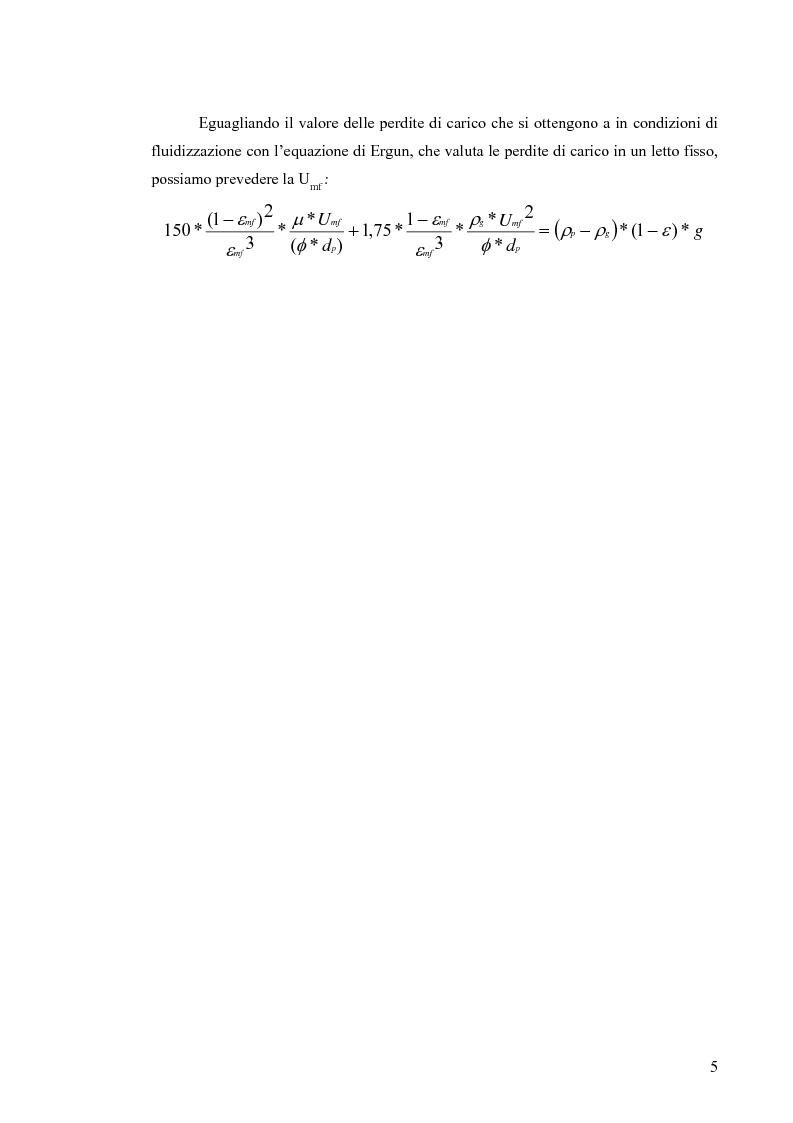 Anteprima della tesi: Esperimenti di fluidizzazione vibrata di una polvere coesiva di silice, Pagina 5