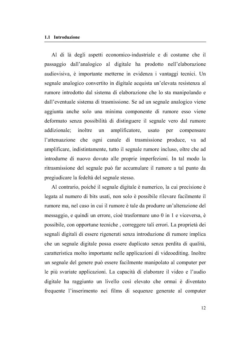 Anteprima della tesi: Progettazione su Chip FPGA VIRTEX-II di un Moltiplicatore SIMD per Applicazioni Multimediali, Pagina 6