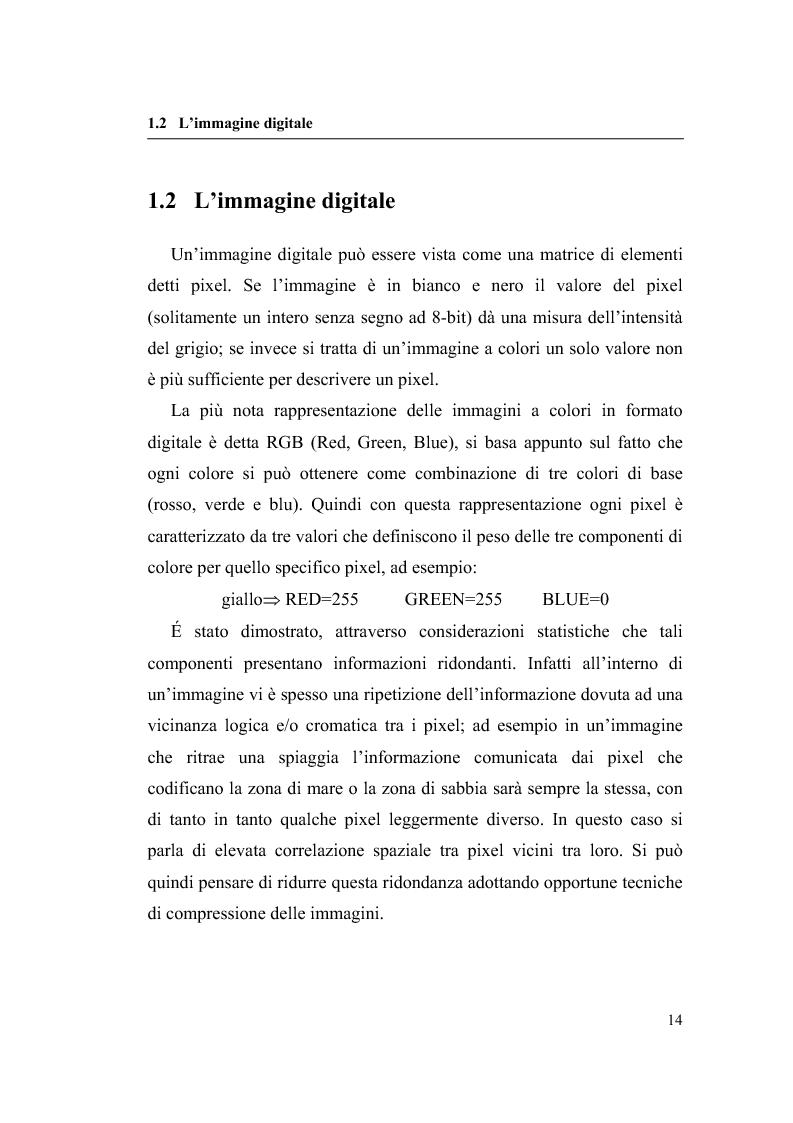 Anteprima della tesi: Progettazione su Chip FPGA VIRTEX-II di un Moltiplicatore SIMD per Applicazioni Multimediali, Pagina 8