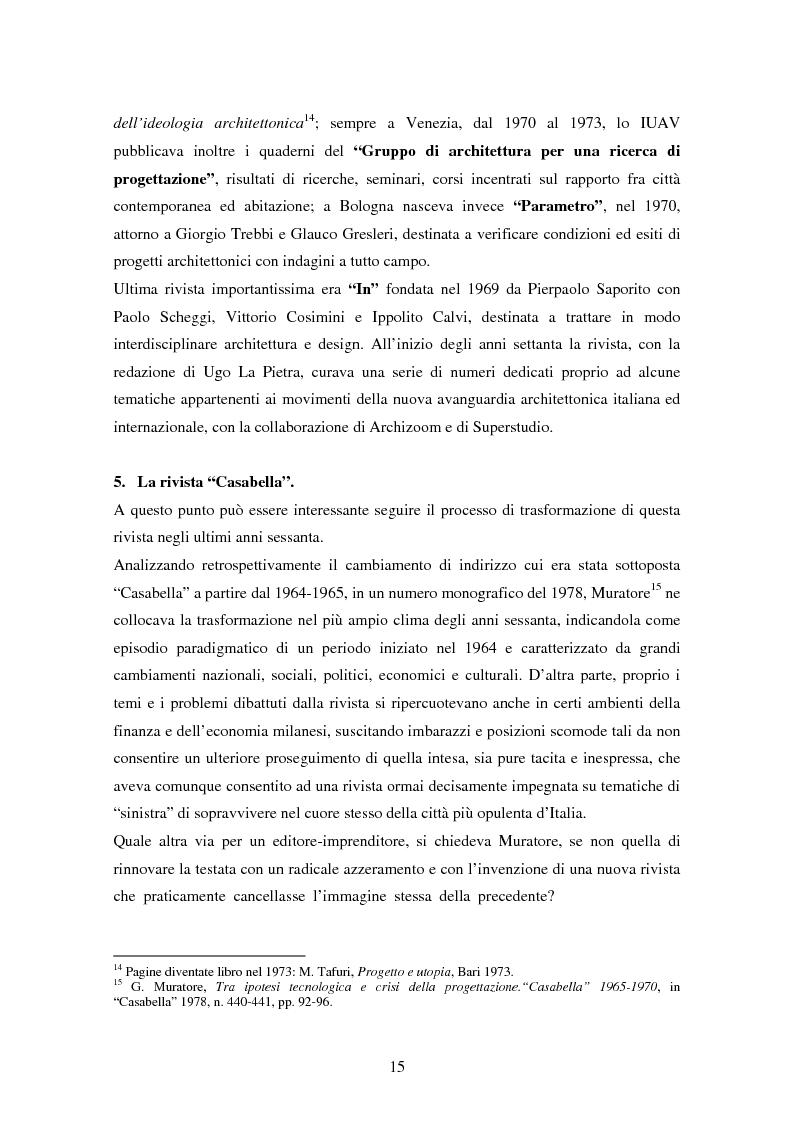 Anteprima della tesi: Superstudio - Progetti e pensieri 1966-1978, Pagina 15