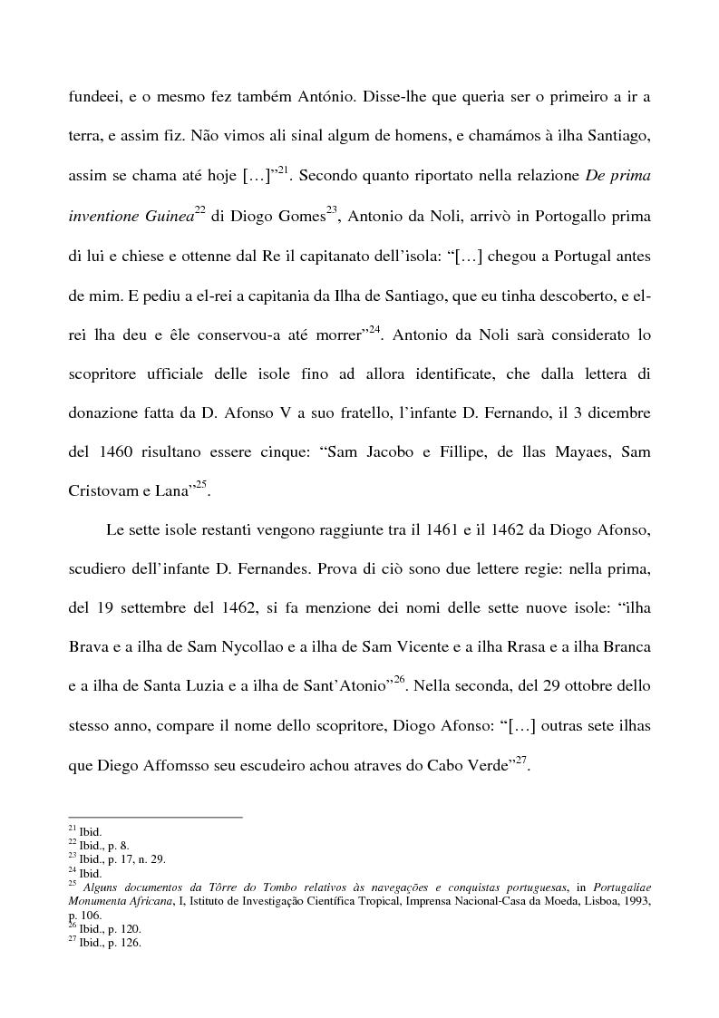 Anteprima della tesi: Il Creolo: lingua madre, simbolo dell'identità culturale nazionale del popolo capoverdiano, Pagina 7