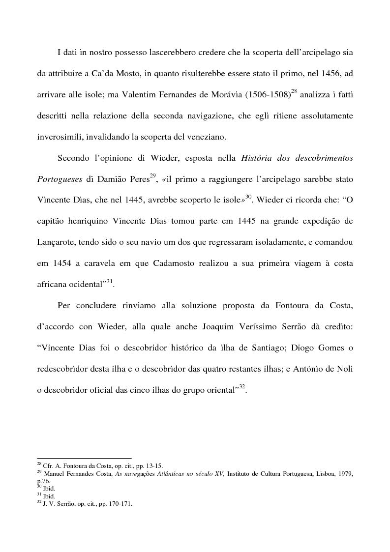 Anteprima della tesi: Il Creolo: lingua madre, simbolo dell'identità culturale nazionale del popolo capoverdiano, Pagina 8