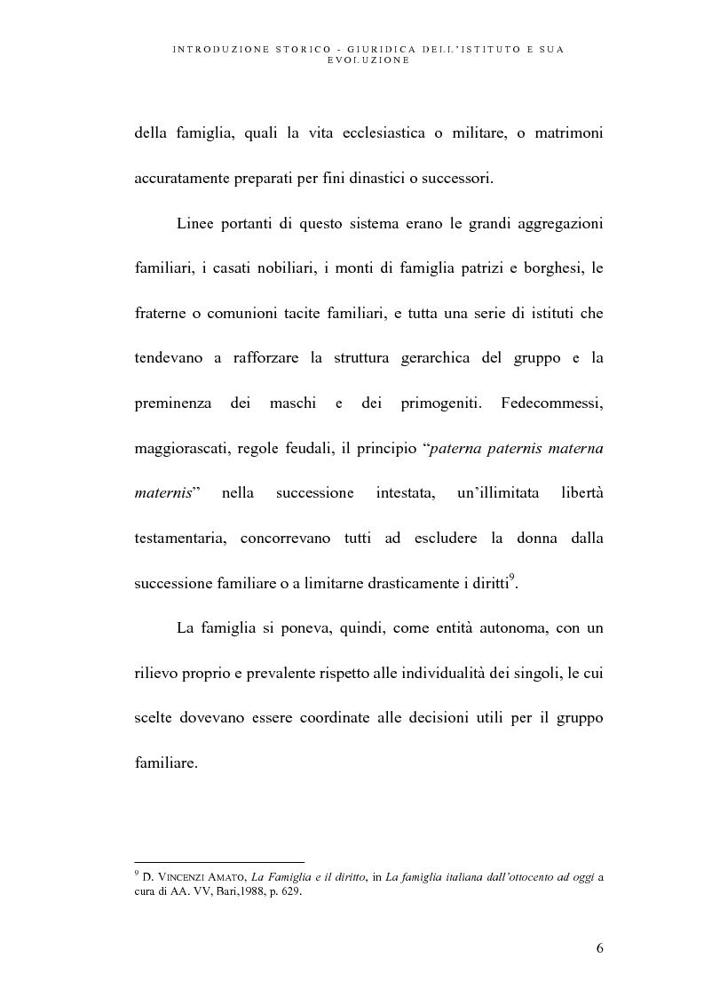 Anteprima della tesi: L'abuso della potestà genitoriale, Pagina 6