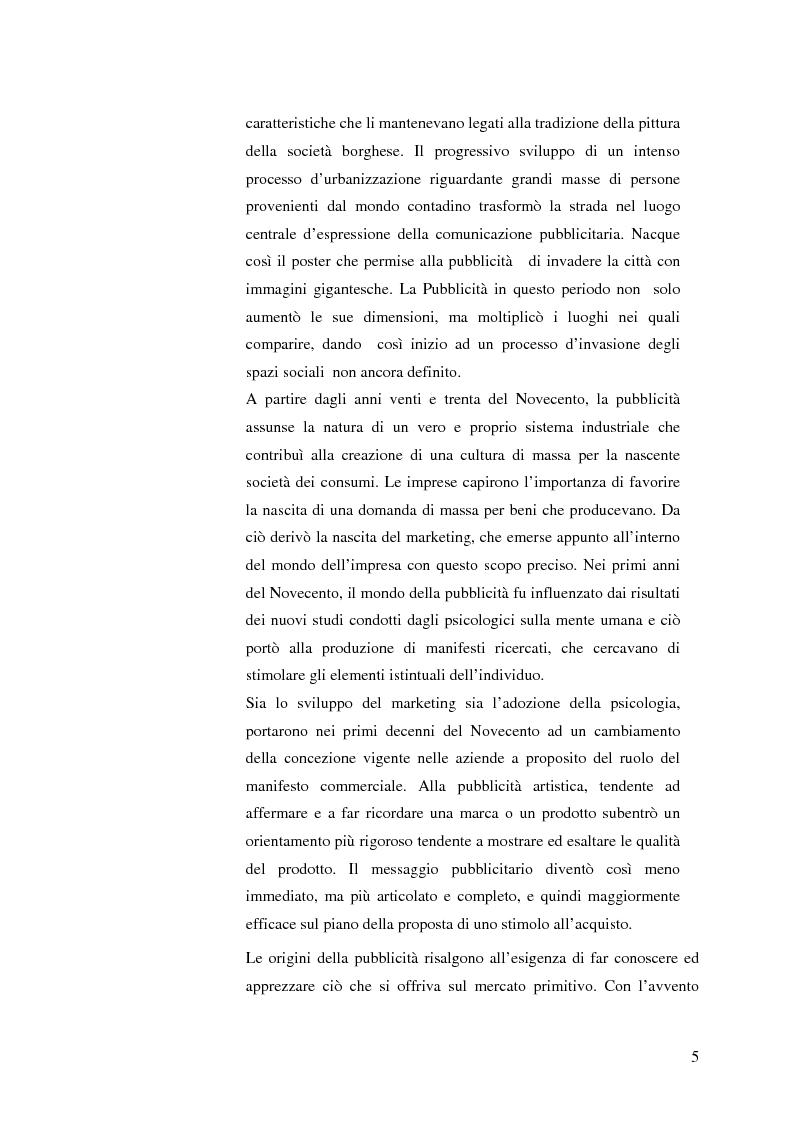 Anteprima della tesi: La pubblicità mitica, Pagina 2