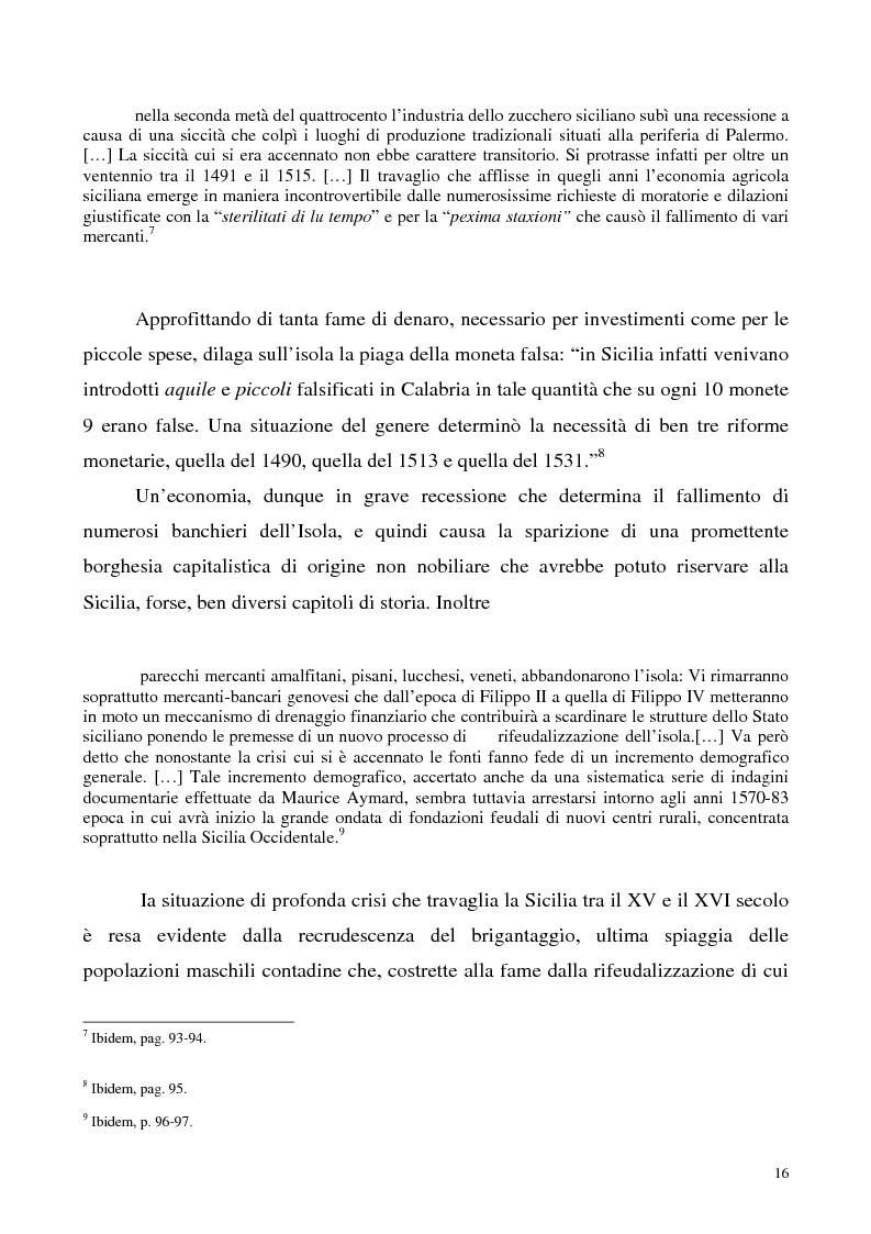 Anteprima della tesi: La luce nella tomba. Fede, ideologie e strategie di fronte alla morte nella Castelvetrano di sec. XVI e XVII, Pagina 11