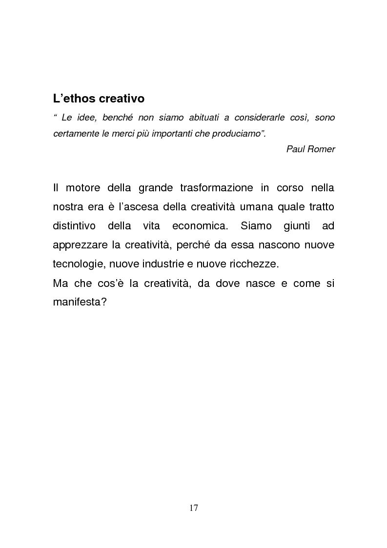Anteprima della tesi: L'era del podcasting: creatività e vantaggio competitivo nel team Apple, Pagina 14