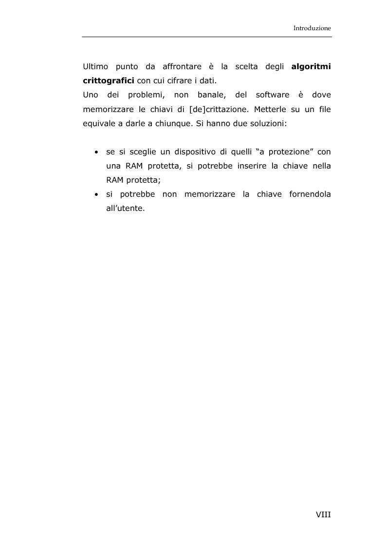 Anteprima della tesi: La sicurezza informatica in applicazioni direzionali: una soluzione per la gestione sicura dei dati nella piccola e media impresa, Pagina 6
