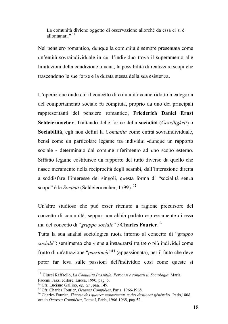 Anteprima della tesi: Derive socioeconomiche e culturali dell'istituzione di un Parco Letterario in una comunità. Il caso di Valsinni., Pagina 11
