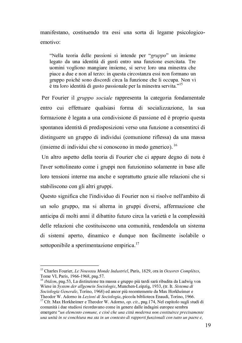 Anteprima della tesi: Derive socioeconomiche e culturali dell'istituzione di un Parco Letterario in una comunità. Il caso di Valsinni., Pagina 12