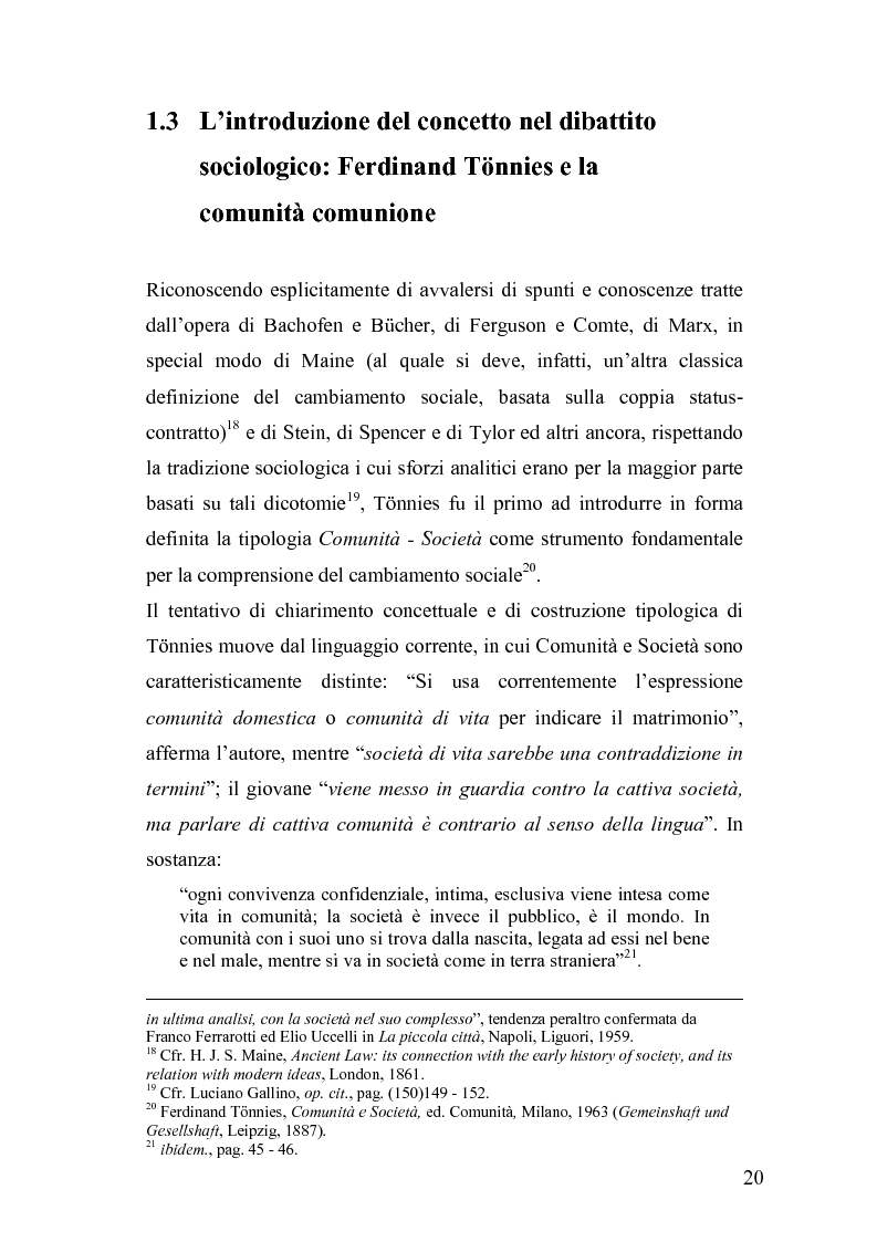Anteprima della tesi: Derive socioeconomiche e culturali dell'istituzione di un Parco Letterario in una comunità. Il caso di Valsinni., Pagina 13