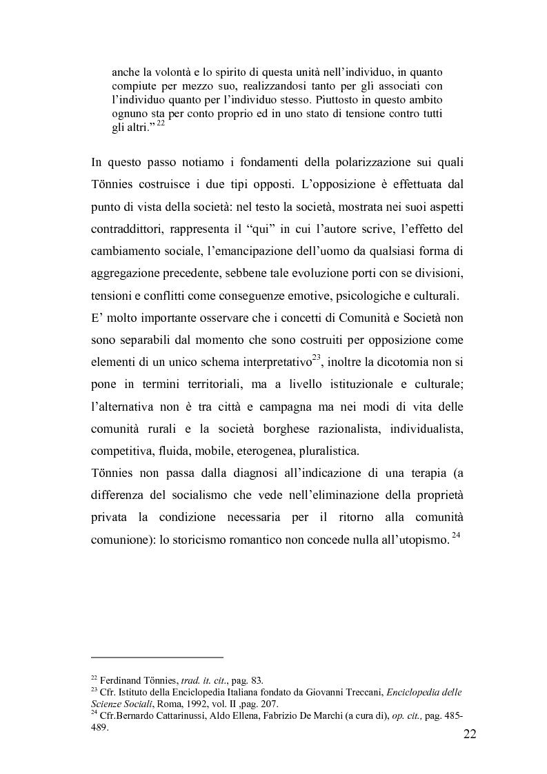 Anteprima della tesi: Derive socioeconomiche e culturali dell'istituzione di un Parco Letterario in una comunità. Il caso di Valsinni., Pagina 15