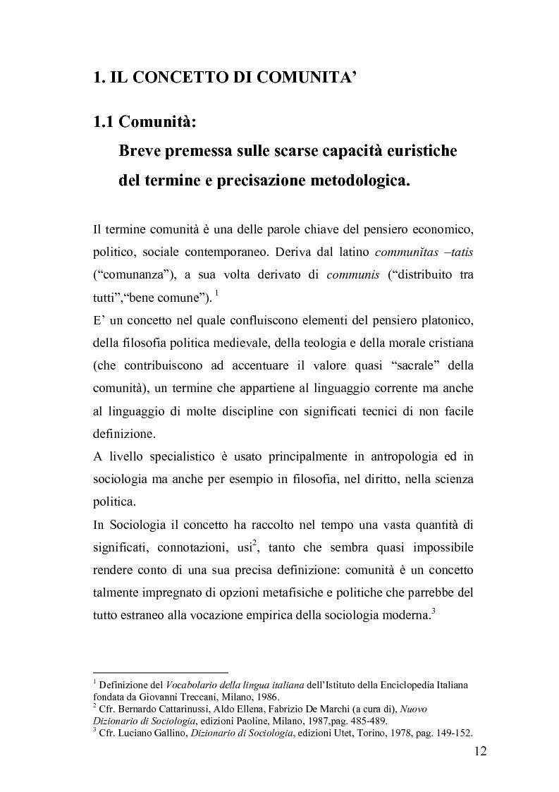 Anteprima della tesi: Derive socioeconomiche e culturali dell'istituzione di un Parco Letterario in una comunità. Il caso di Valsinni., Pagina 5
