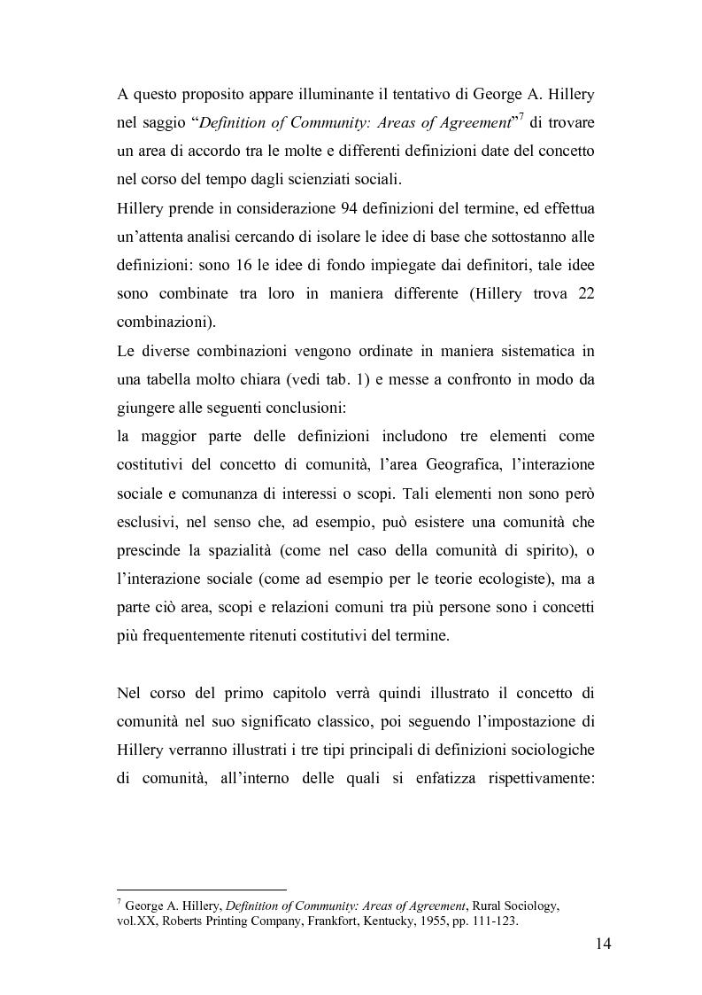 Anteprima della tesi: Derive socioeconomiche e culturali dell'istituzione di un Parco Letterario in una comunità. Il caso di Valsinni., Pagina 7