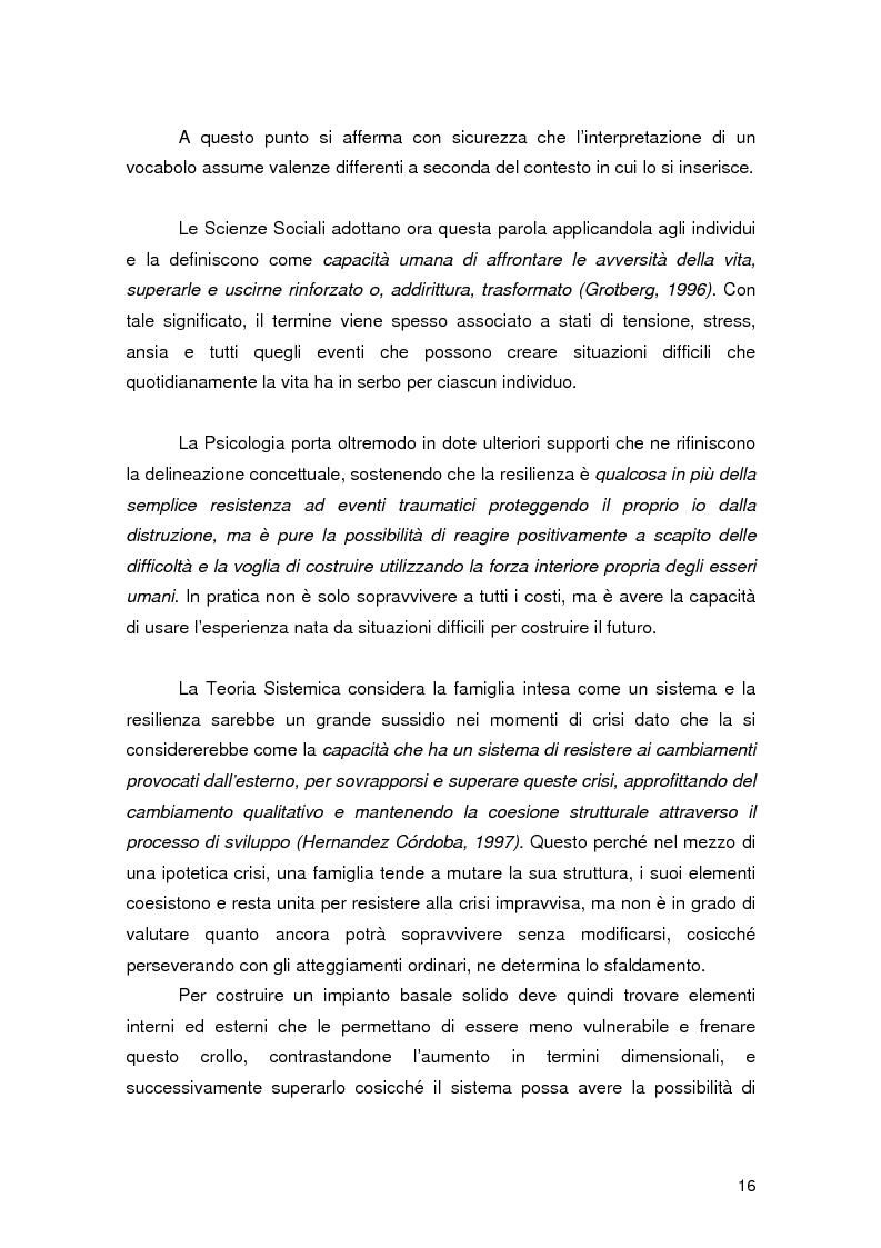 Anteprima della tesi: Resilience individuale e contesto organizzativo: il caso Oracle, Pagina 10