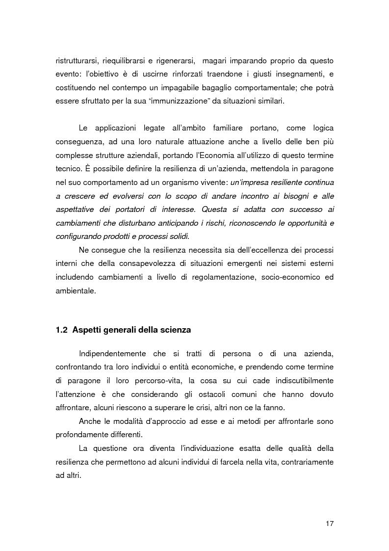 Anteprima della tesi: Resilience individuale e contesto organizzativo: il caso Oracle, Pagina 11