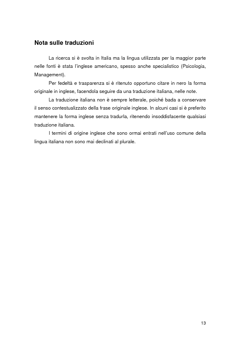 Anteprima della tesi: Resilience individuale e contesto organizzativo: il caso Oracle, Pagina 7