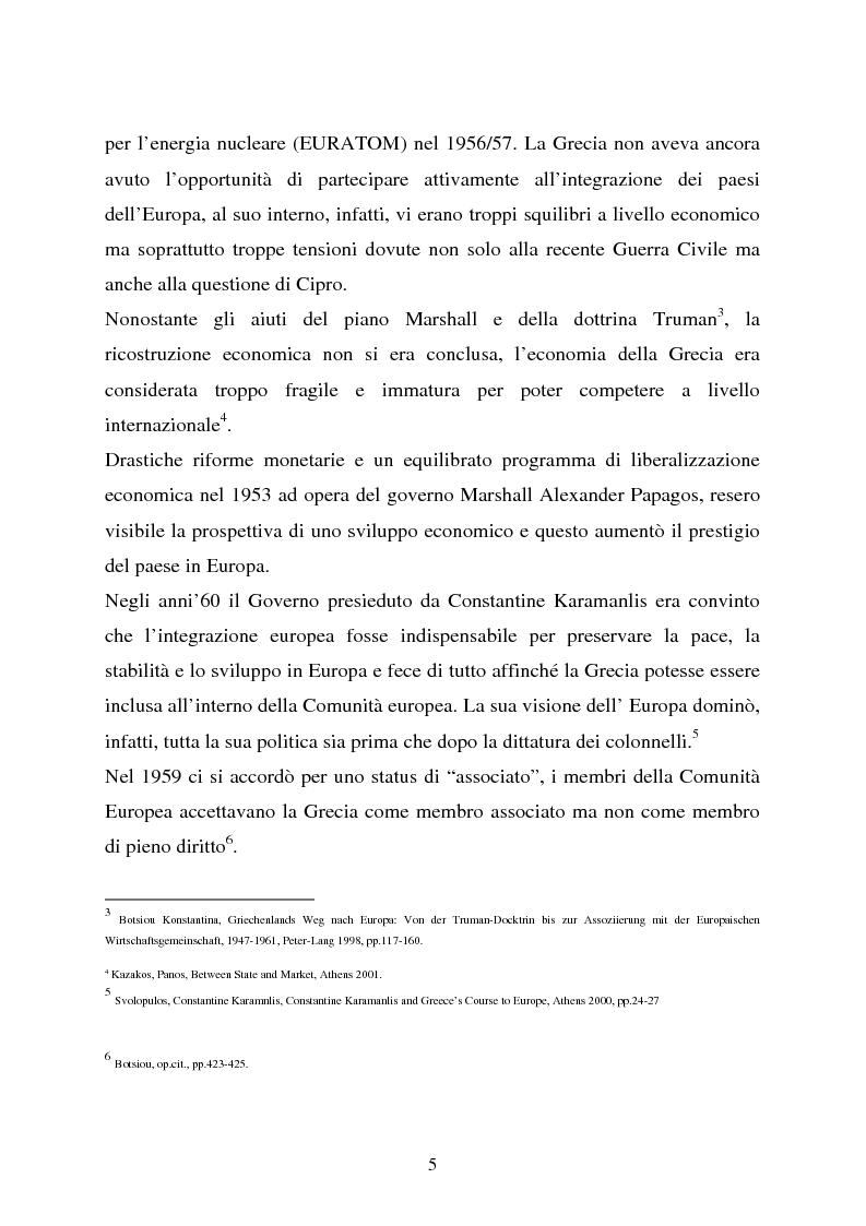 Anteprima della tesi: Le nuove vie della Grecia moderna, Pagina 3