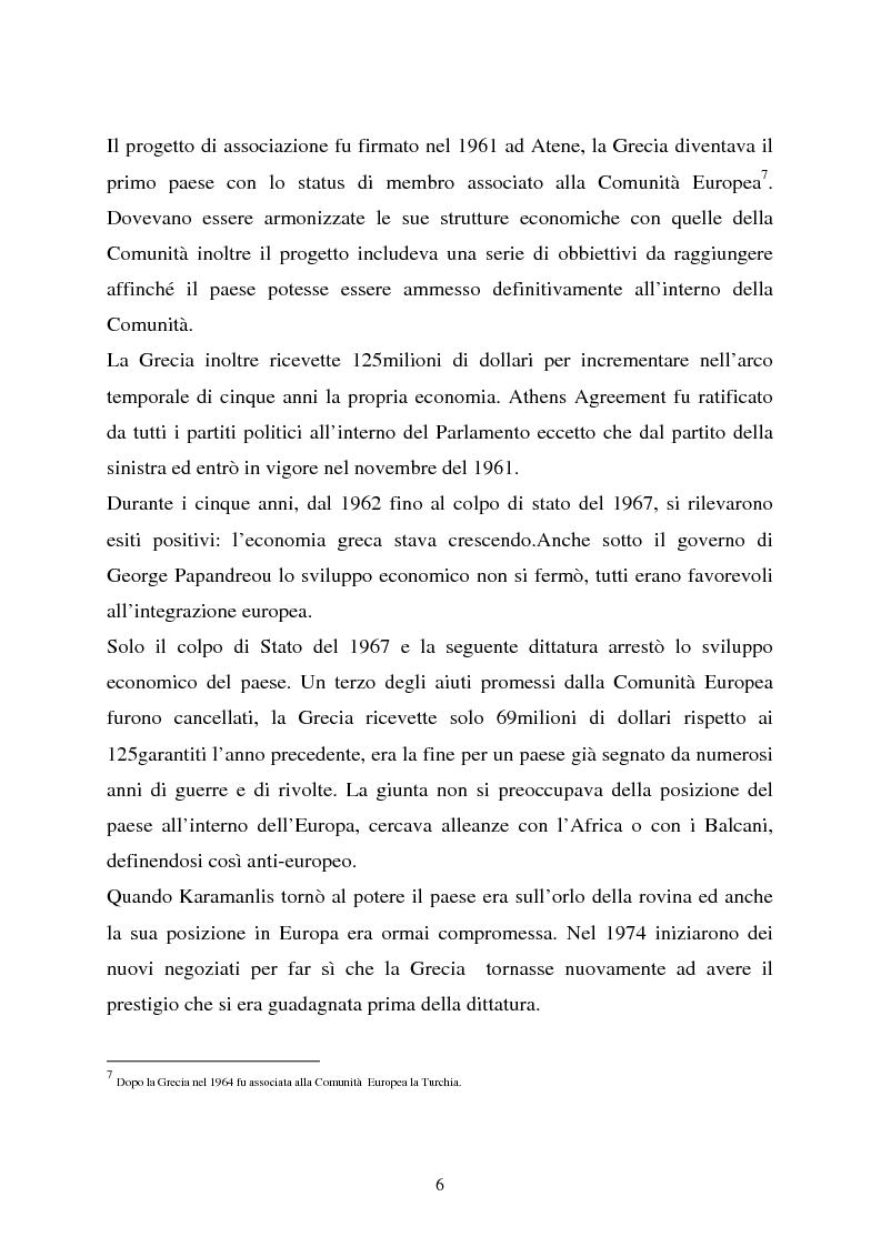 Anteprima della tesi: Le nuove vie della Grecia moderna, Pagina 4