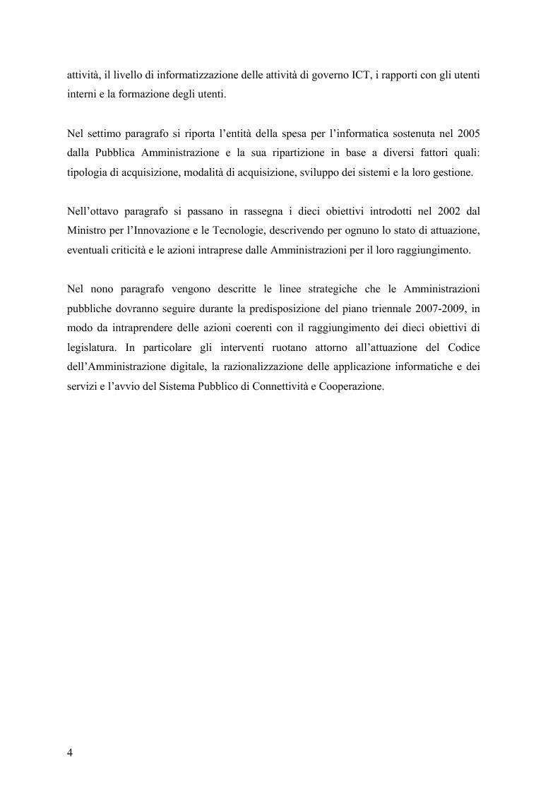 Anteprima della tesi: Lo stato delle Intranet nella Pubblica Amministrazione, Pagina 2