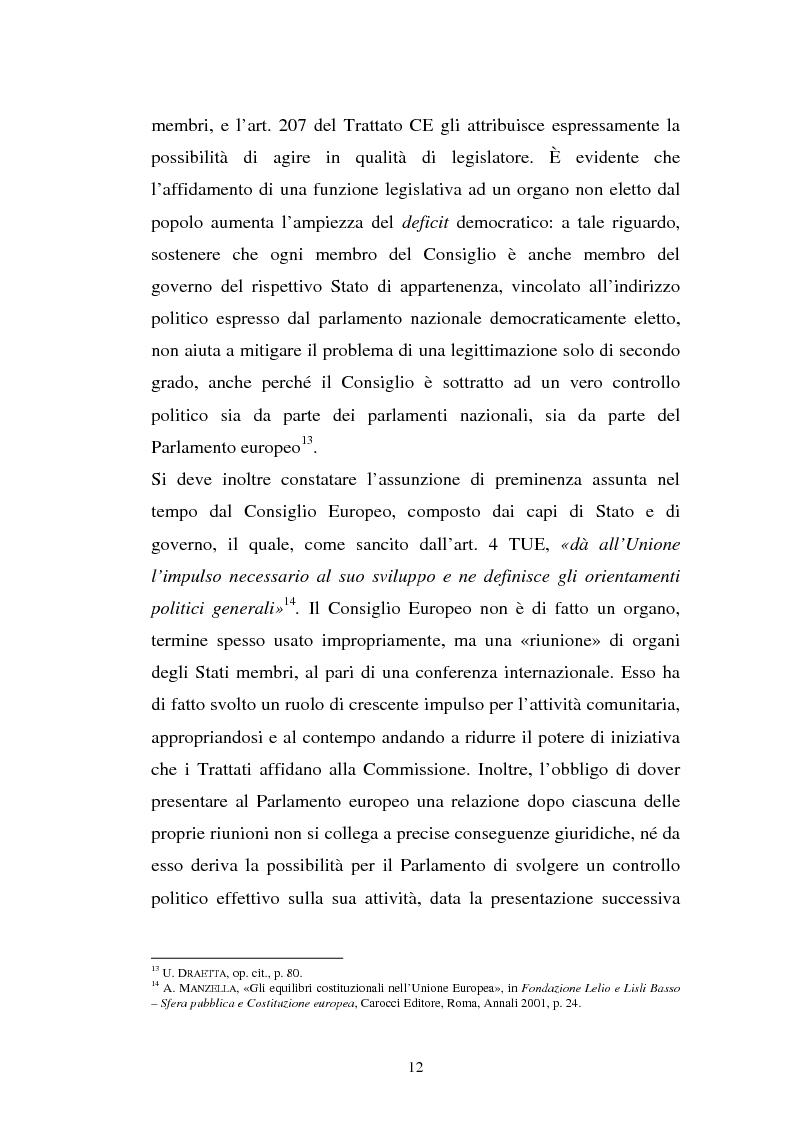 Anteprima della tesi: La comunicazione istituzionale dell'Unione Europea, Pagina 8