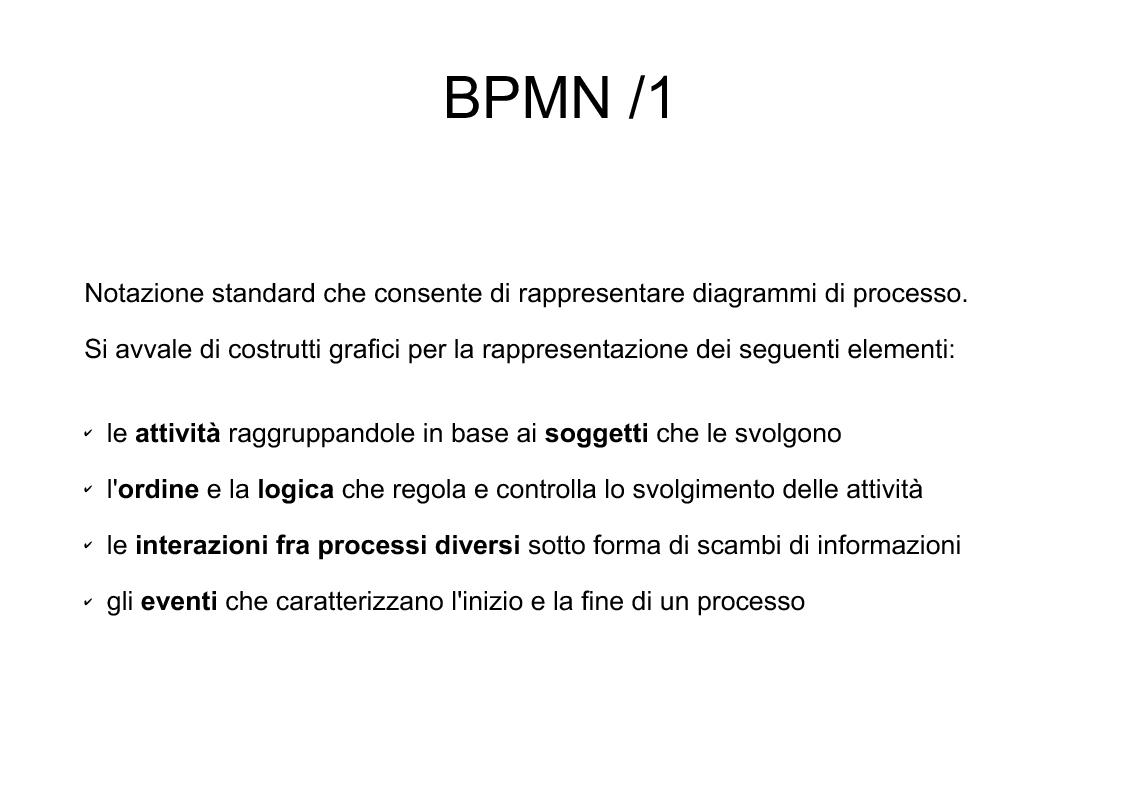 Anteprima della tesi: Applicazioni Internet-based per la gestione dei processi aziendali, Pagina 5