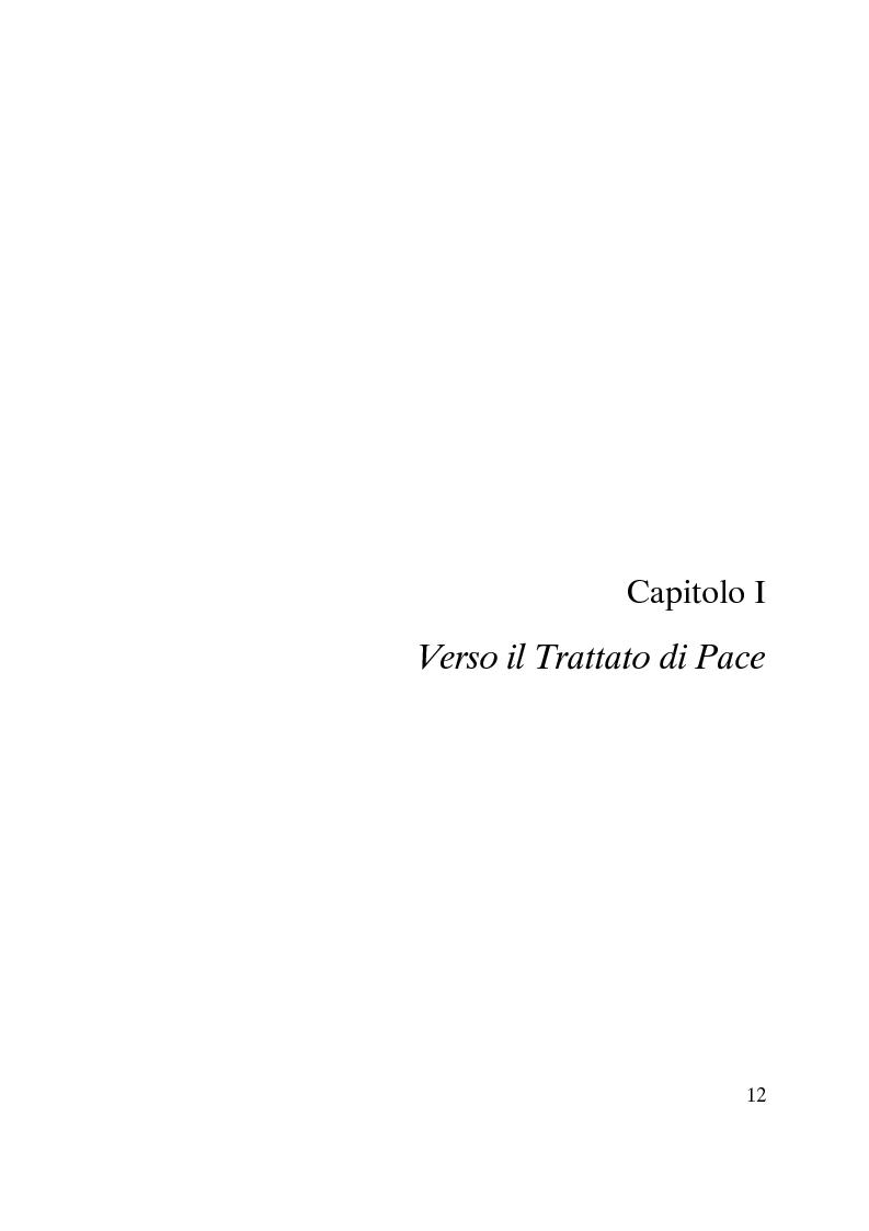 Anteprima della tesi: L'ammissione dell'Italia alle Nazioni Unite (ONU) 1945-1955, Pagina 10