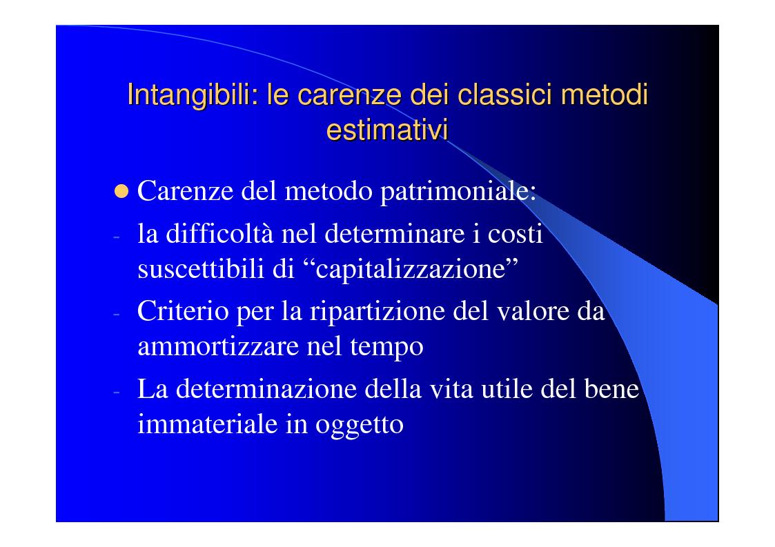 Anteprima della tesi: Le risorse intangibili: tecniche e metodi di valutazione, il caso Brembo S.p.A., Pagina 3