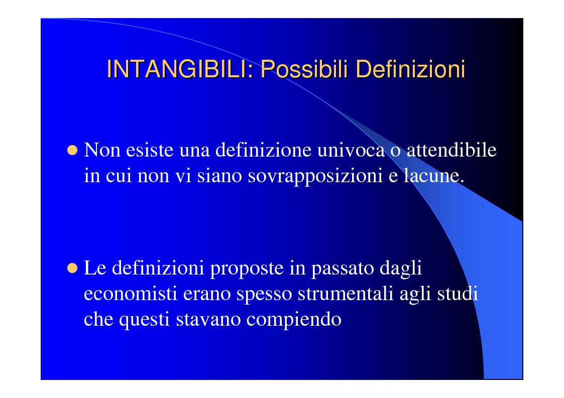 Anteprima della tesi: Le risorse intangibili: tecniche e metodi di valutazione, il caso Brembo S.p.A., Pagina 9
