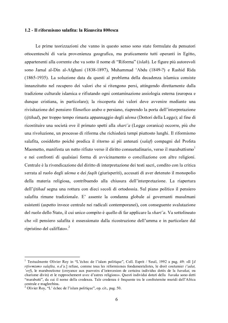 Anteprima della tesi: Hamas. Ideologia, politica, logica d'azione di un movimento islamista palestinese, Pagina 3