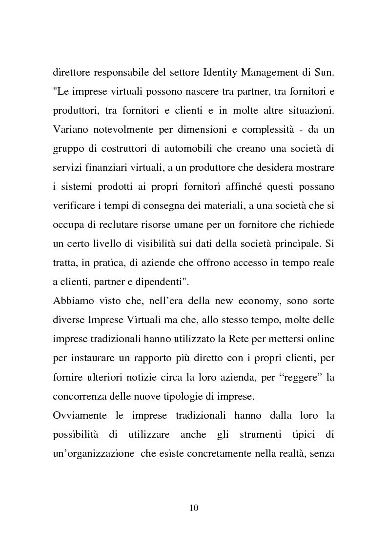 Anteprima della tesi: Quando la virtu@lità supera la realtà, Pagina 10