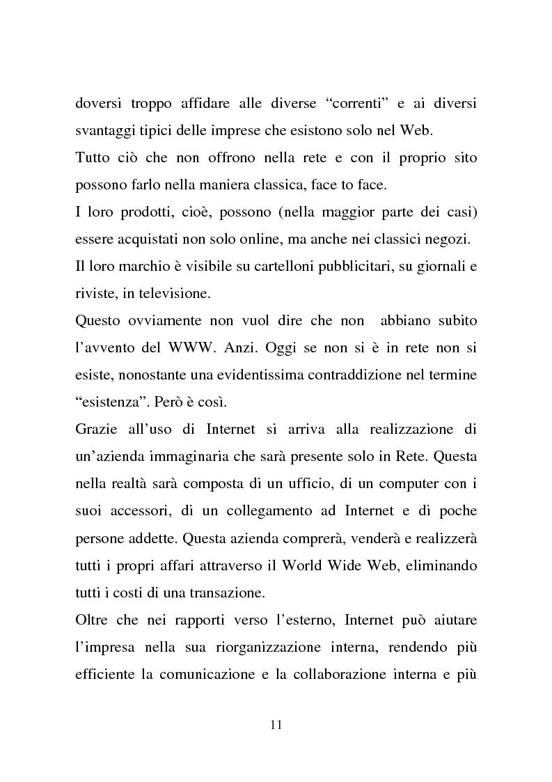 Anteprima della tesi: Quando la virtu@lità supera la realtà, Pagina 11