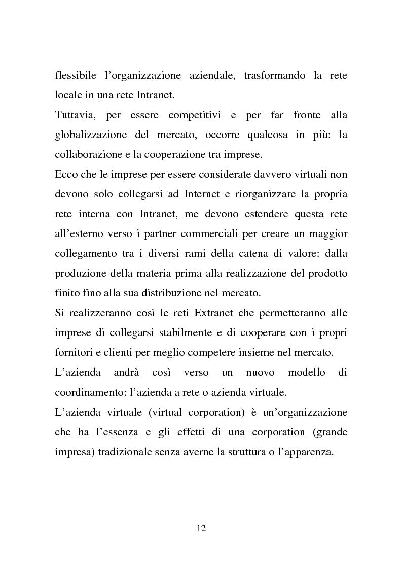 Anteprima della tesi: Quando la virtu@lità supera la realtà, Pagina 12