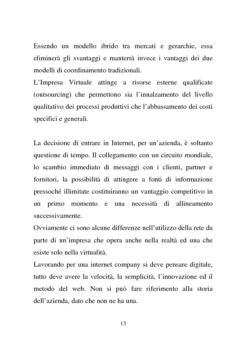 Anteprima della tesi: Quando la virtu@lità supera la realtà, Pagina 13