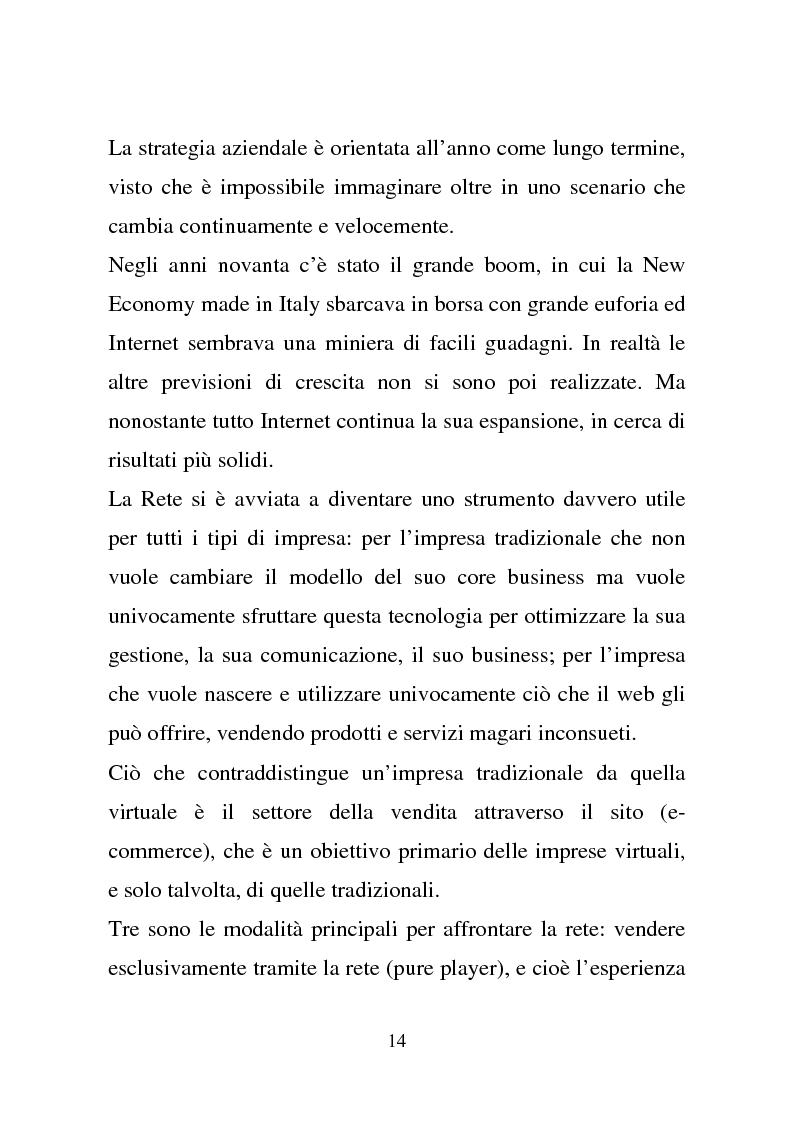 Anteprima della tesi: Quando la virtu@lità supera la realtà, Pagina 14