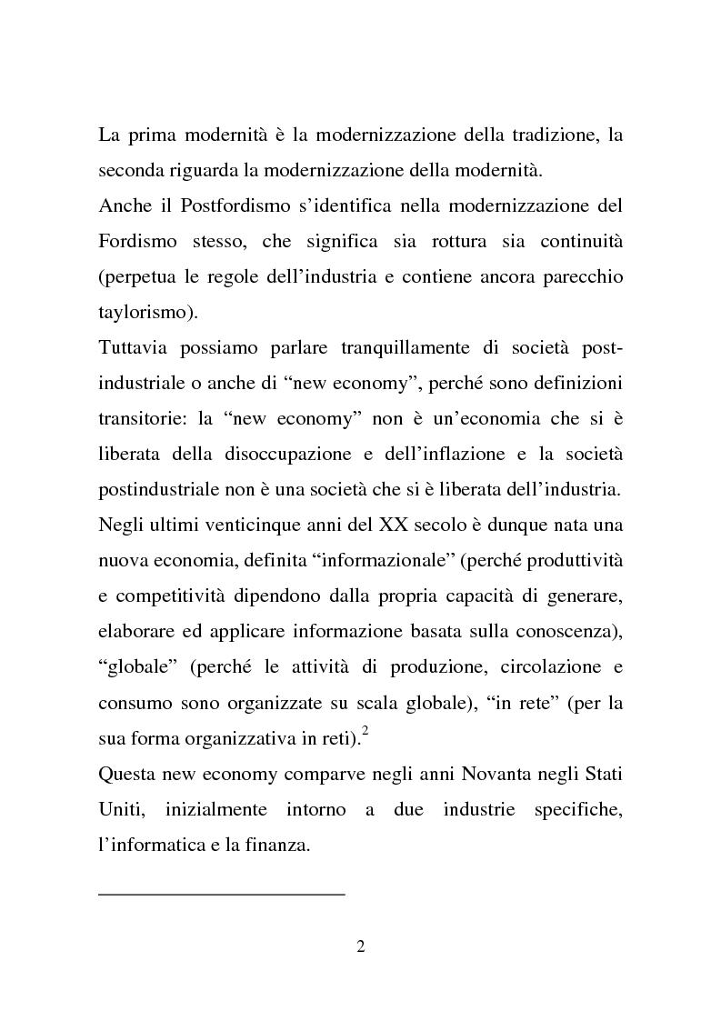Anteprima della tesi: Quando la virtu@lità supera la realtà, Pagina 2