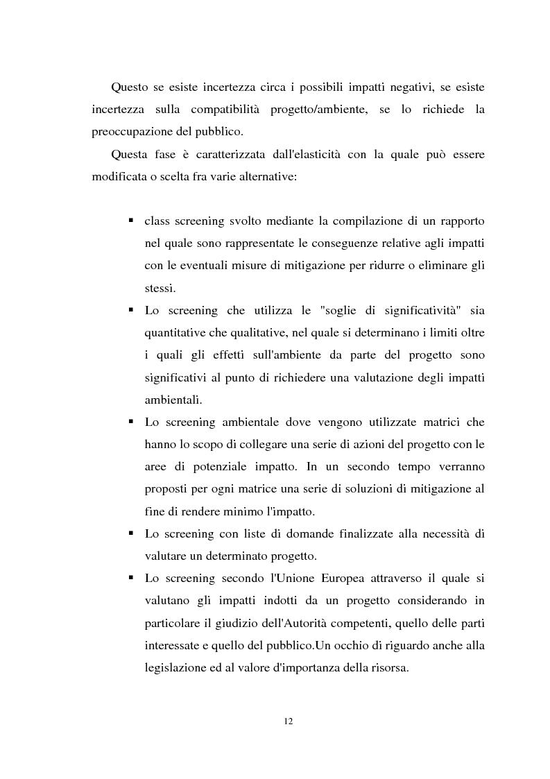 Anteprima della tesi: Il paesaggio nelle valutazioni di impatto ambientale, Pagina 11