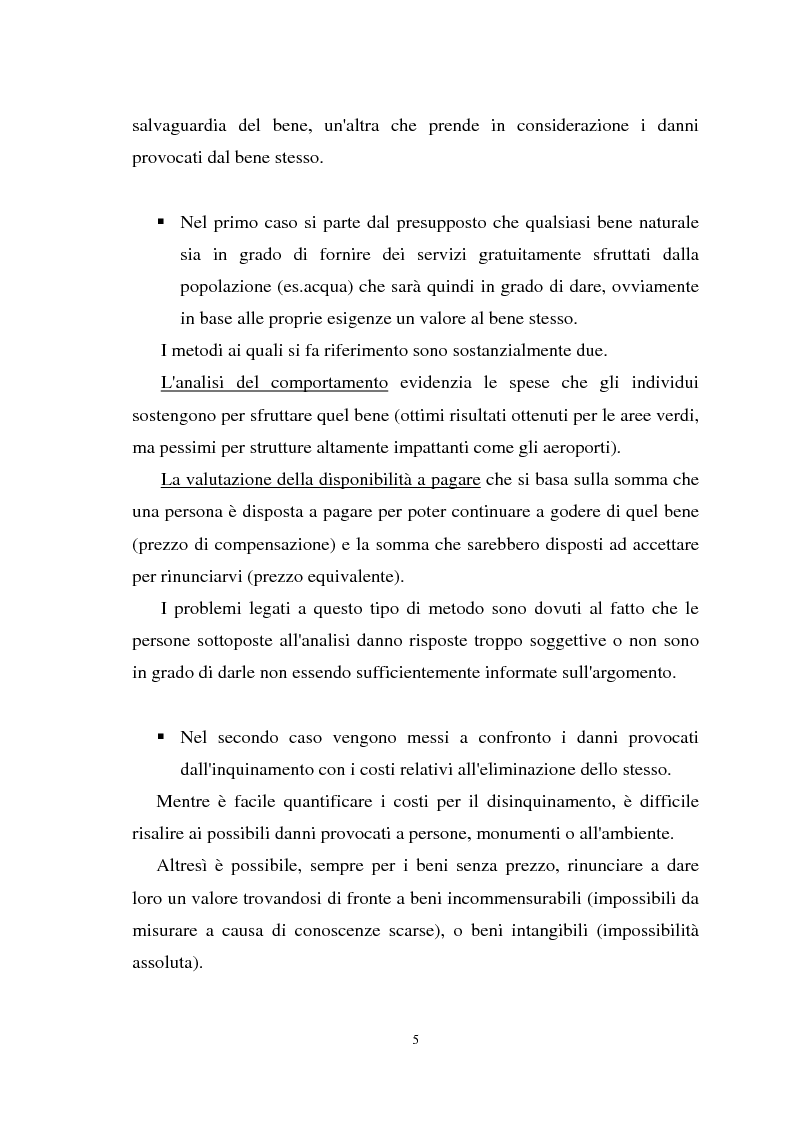 Anteprima della tesi: Il paesaggio nelle valutazioni di impatto ambientale, Pagina 4