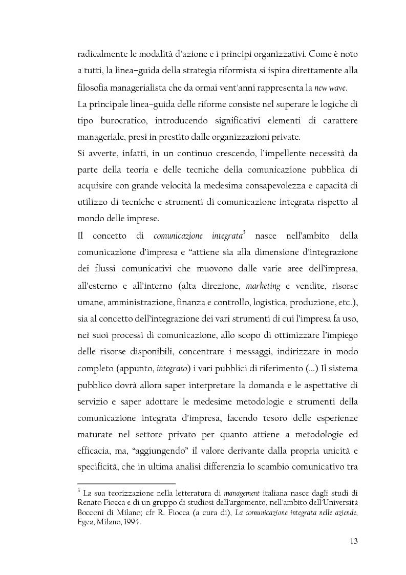 Anteprima della tesi: La nuova dirigenza: i profili e le competenze dei ruoli manageriali, Pagina 8