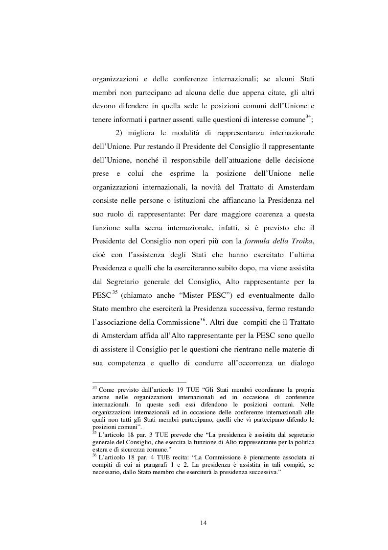 Anteprima della tesi: Relazioni esterne dell'Unione Europea: uno sguardo alle relazioni con il Giappone., Pagina 8