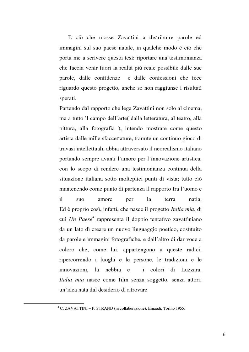 Anteprima della tesi: Italia mia: incontro tra cinema, letteratura e fotografia, Pagina 2