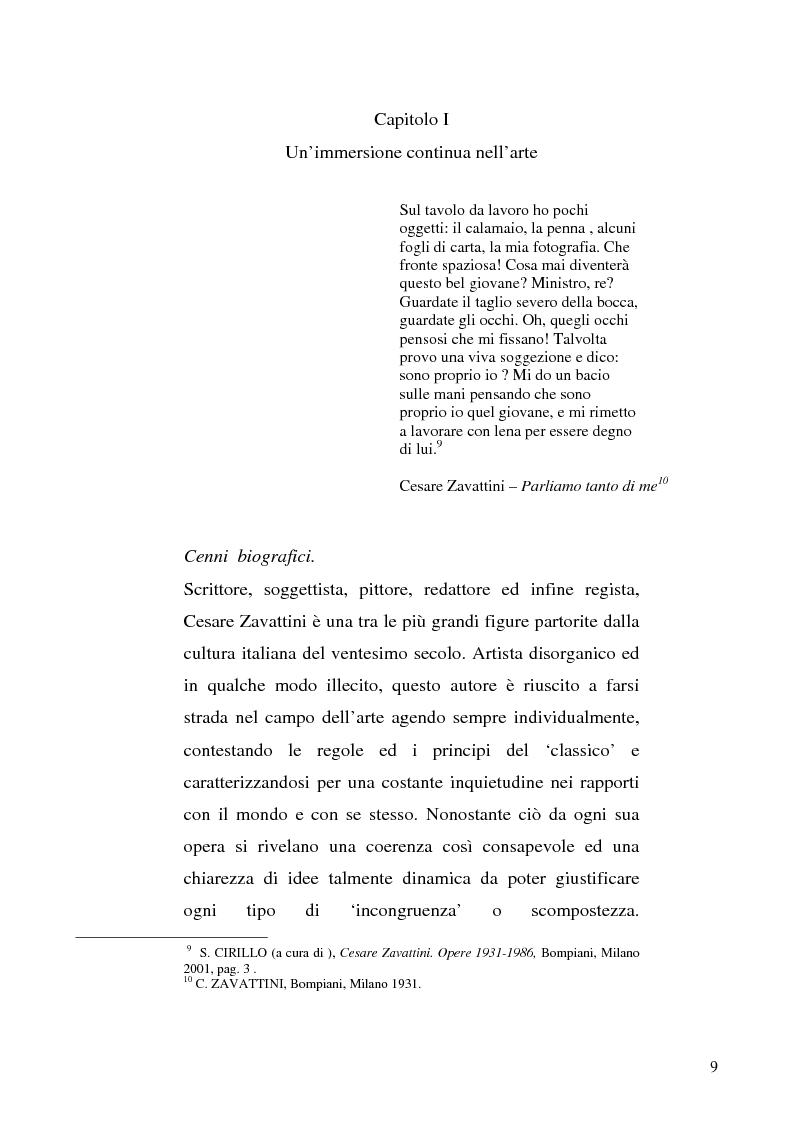 Anteprima della tesi: Italia mia: incontro tra cinema, letteratura e fotografia, Pagina 5