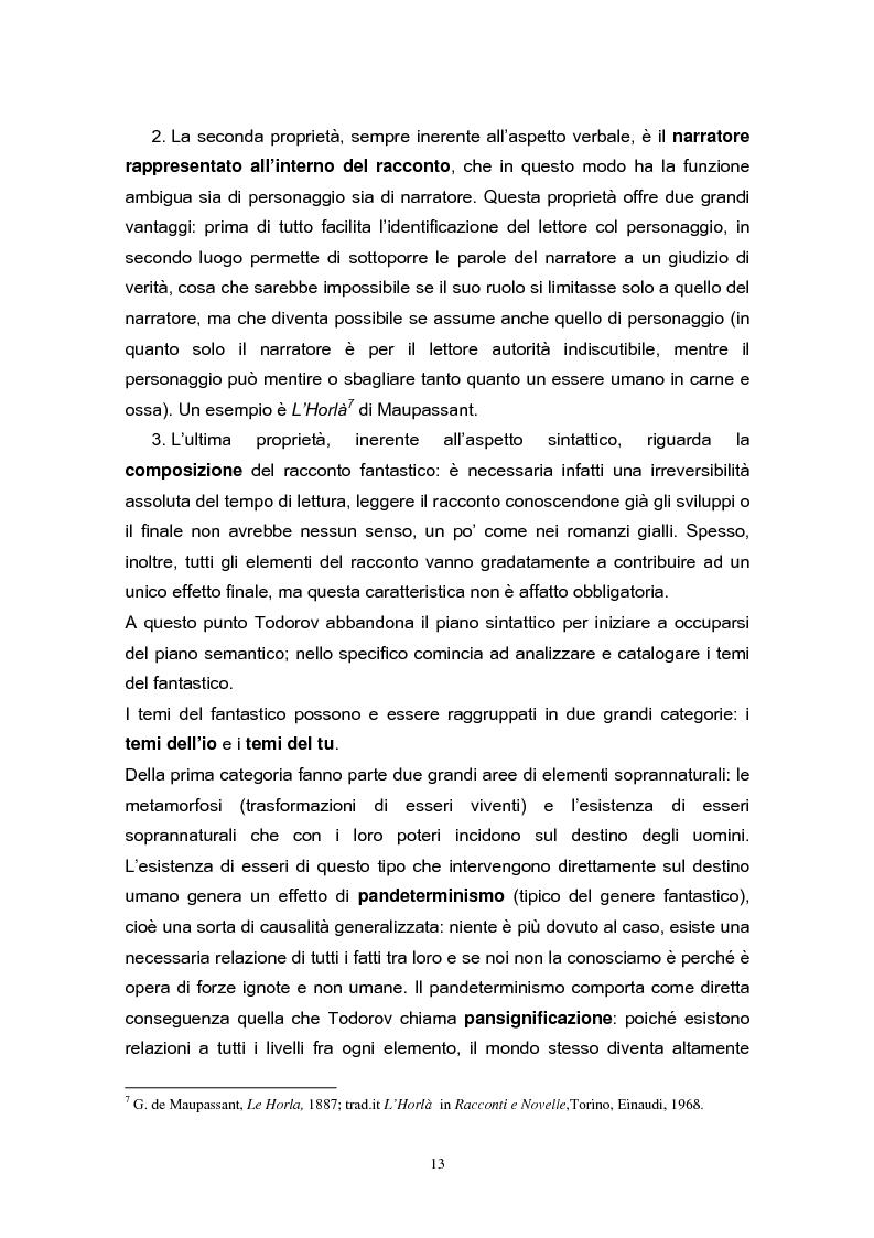 Anteprima della tesi: Una lettura di Dylan Dog, Pagina 11