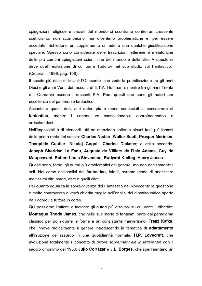 Anteprima della tesi: Una lettura di Dylan Dog, Pagina 5