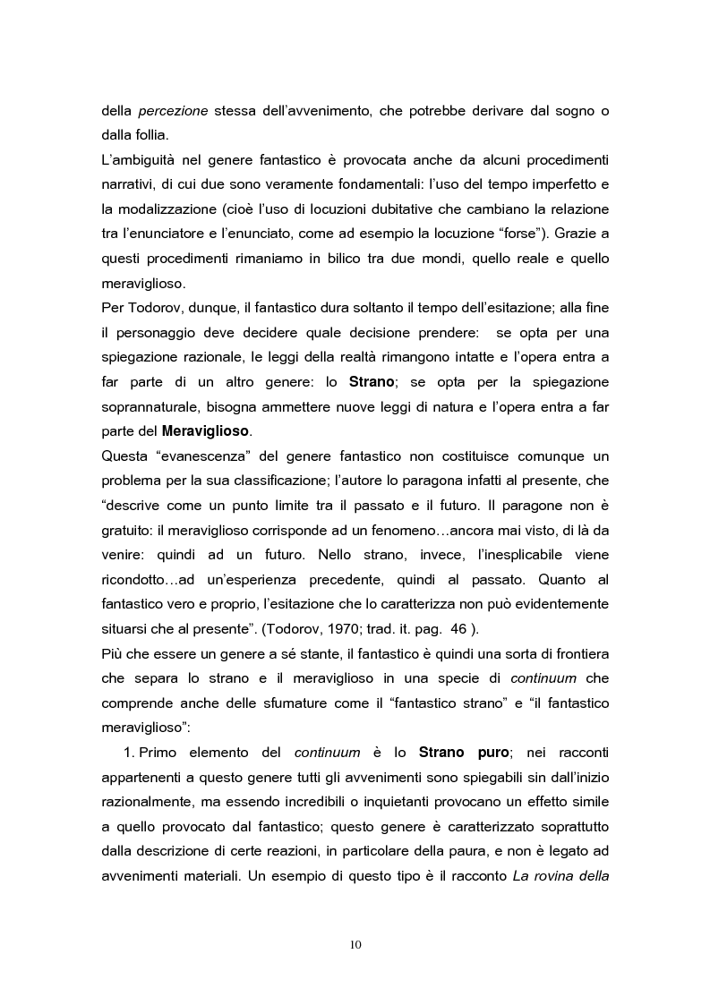 Anteprima della tesi: Una lettura di Dylan Dog, Pagina 8