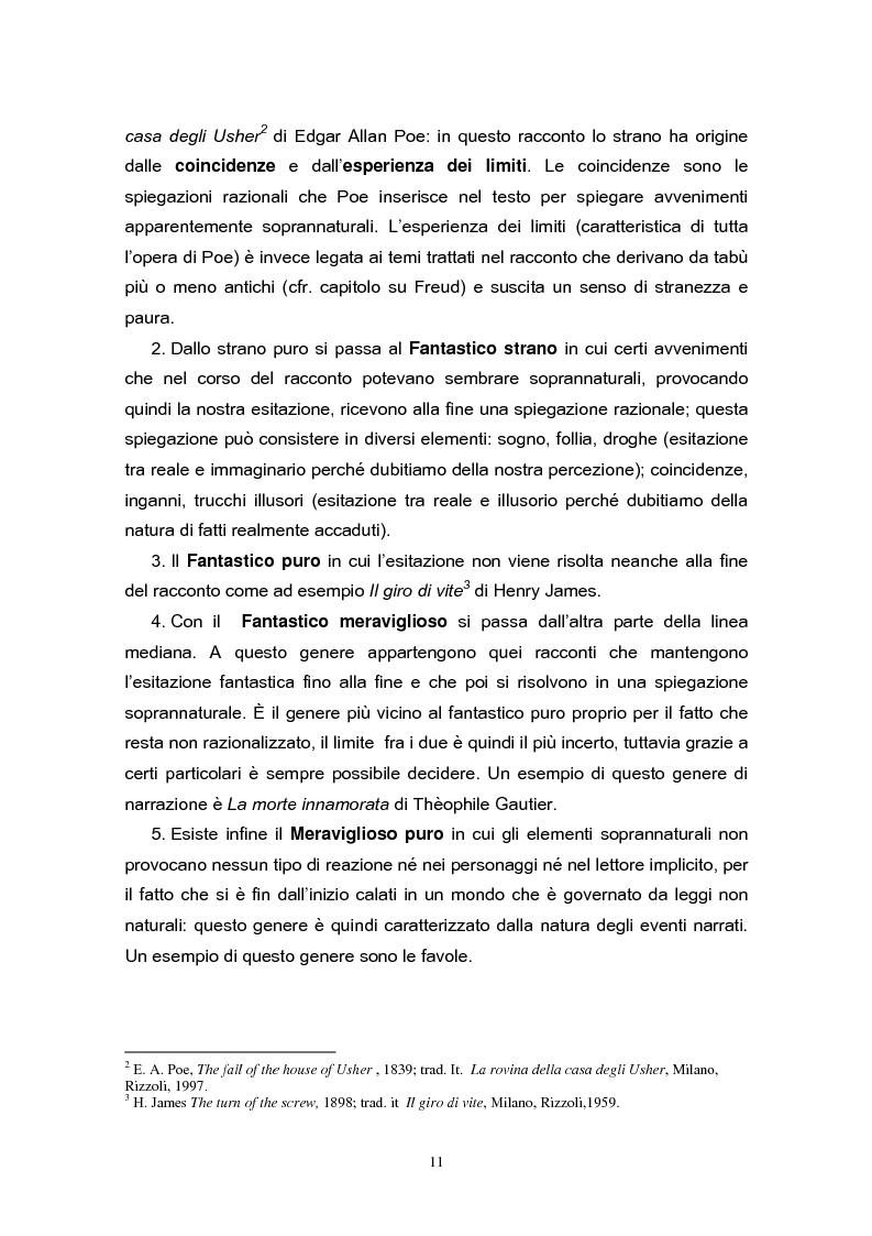 Anteprima della tesi: Una lettura di Dylan Dog, Pagina 9