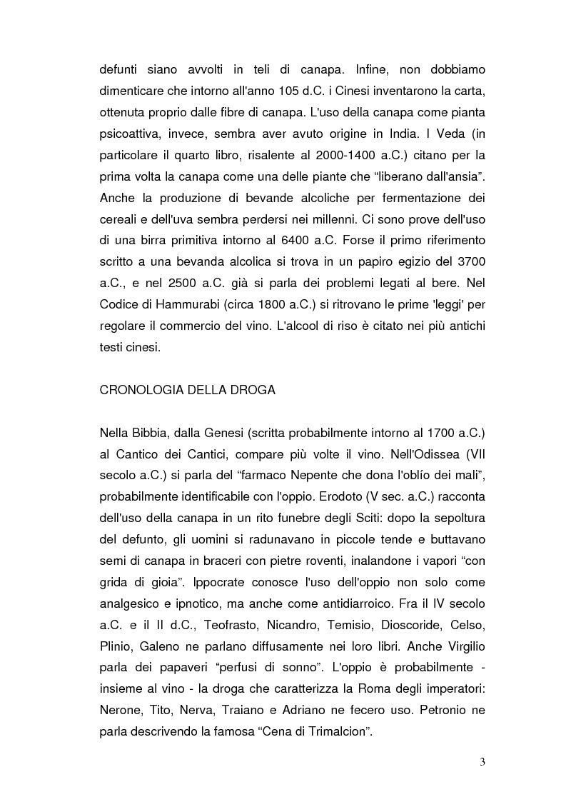 Anteprima della tesi: Somatizzazione di ansia e depressione nella eziopatogenesi della doppia diagnosi, Pagina 2